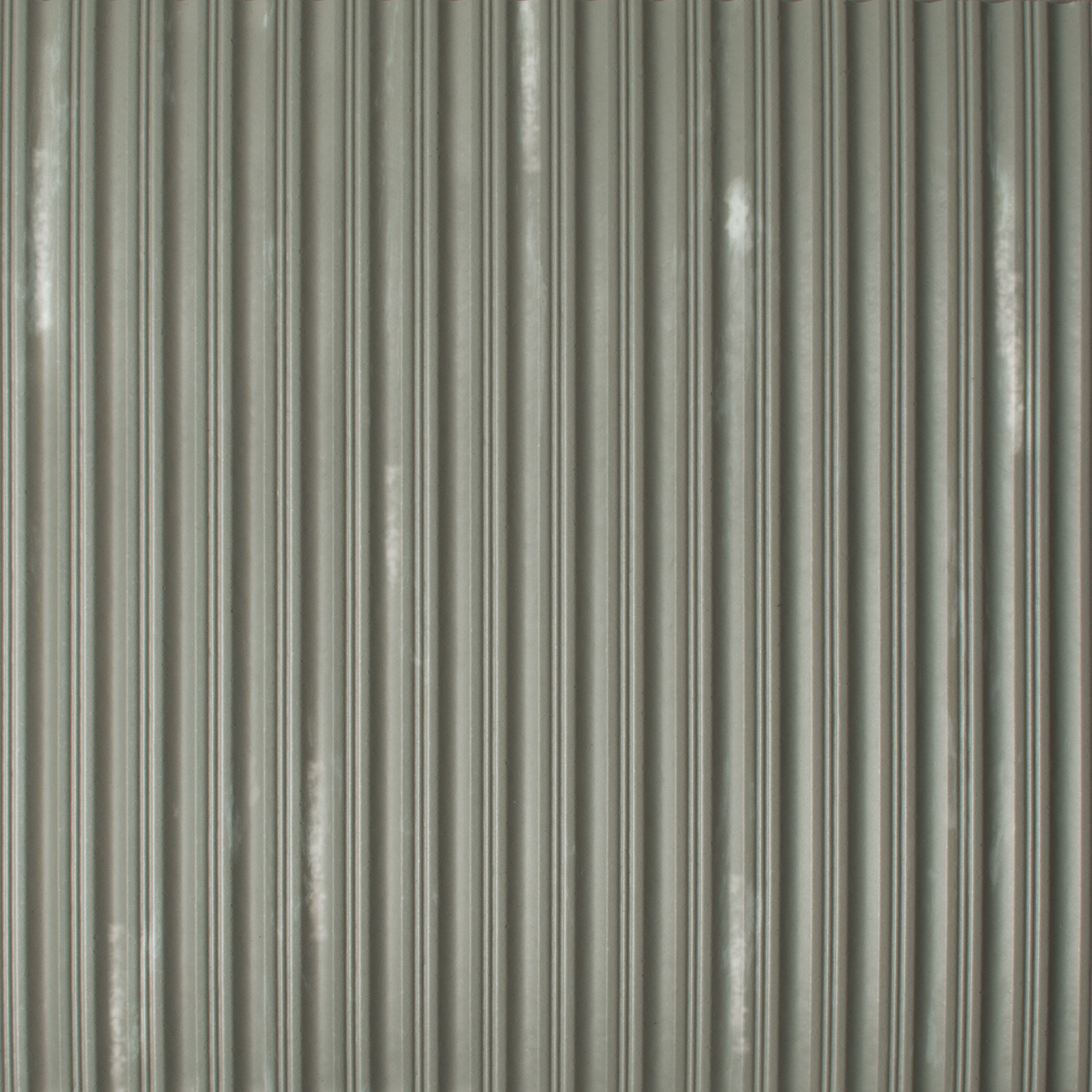 Drainage Matting | Ribbed Mat | Flat Rib Gray
