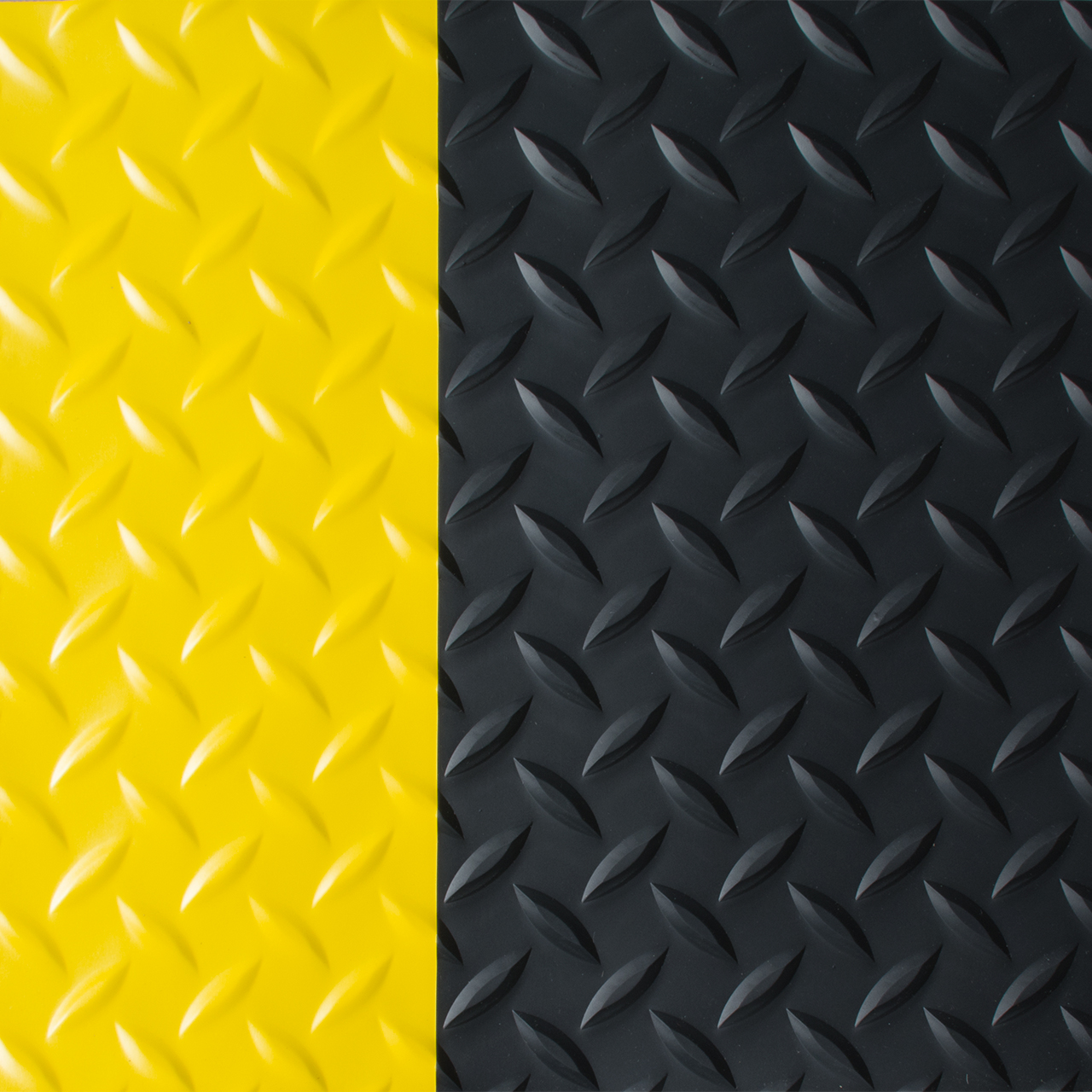 Deckplate Matting Yellow Black