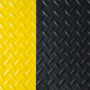Deckplate Matting Yellow Black