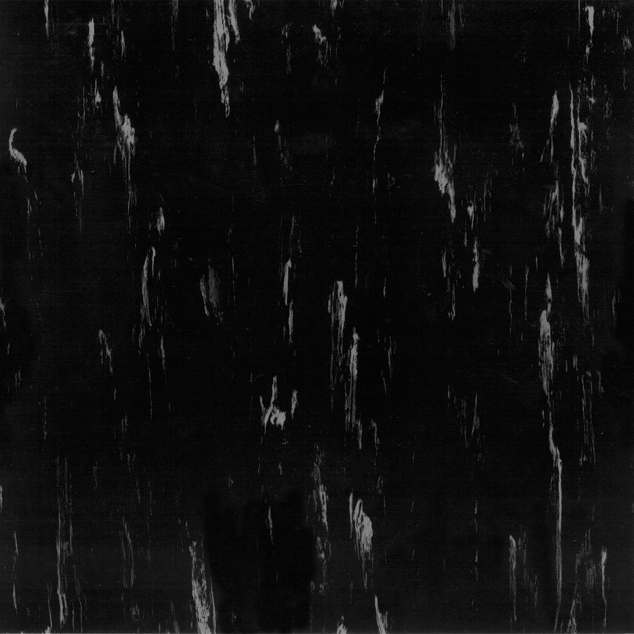Marble Matting   Tile Top Black