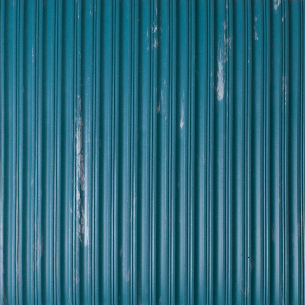 Drainage Matting | Ribbed Mat | Flat Rib Blue