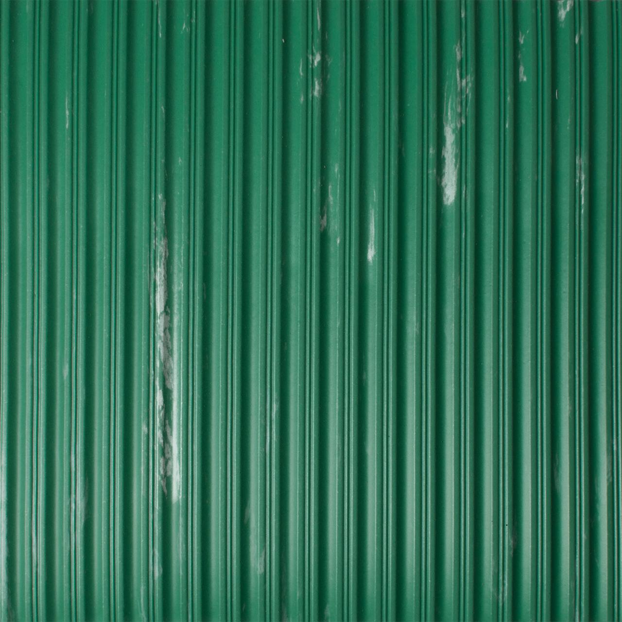 Drainage Matting | Ribbed Mat | Flat Rib Green