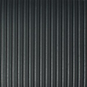 Drainage Matting | Ribbed Mat | Flat Rib Dark Gray